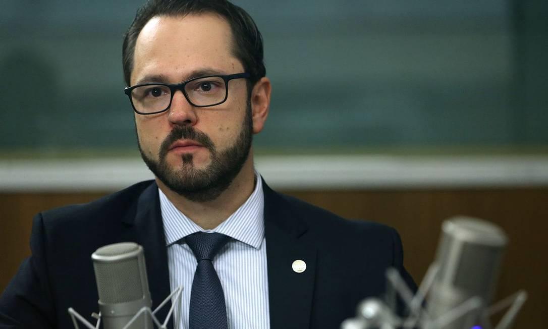 Elmer Coelho Vicenzi será o novo presidente do Inep Foto: José Cruz / Agência Brasil