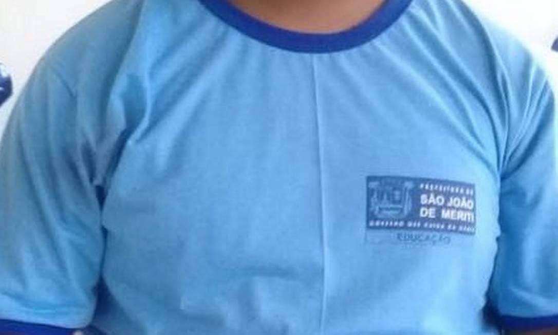 Compra de uniformes em São João de Meriti está sob investigação Foto: Divulgação