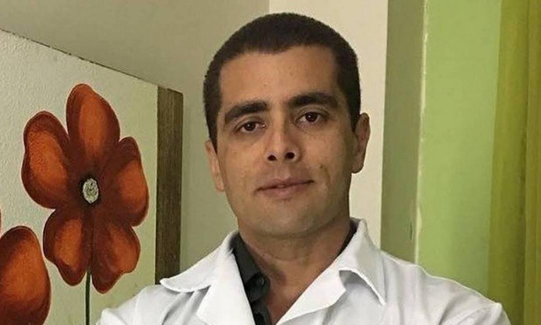 O ex-médico Denis Cesar Barros Furtado, conhecido como Doutor Bumbum Foto: Reprodução