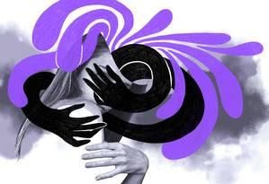 O feminismo ainda é visto por muitos de maneira estereotipada Foto: Arte de Lari Arantes sobre foto Pixabay