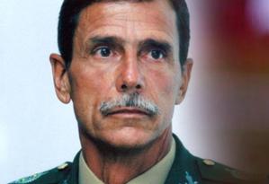 O general Paulo Chagas teve sua casa vasculhada pela Polícia Federal, na manhã desta terça-feira Foto: Reprodução / Twitter