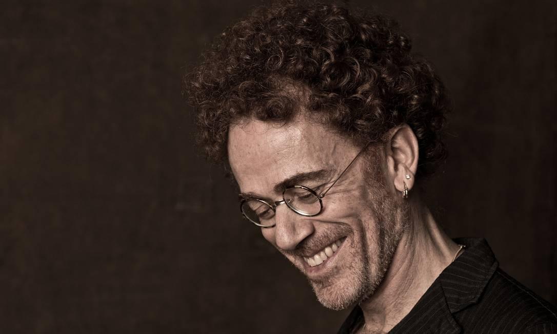 Nando Reis lança disco em homenagem a Roberto Carlos Foto: Divulgação/ Jorge Bispo