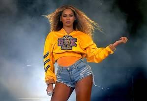 Beyoncé no Coachella Foto: Kevin Winter / Getty Images for Coachella