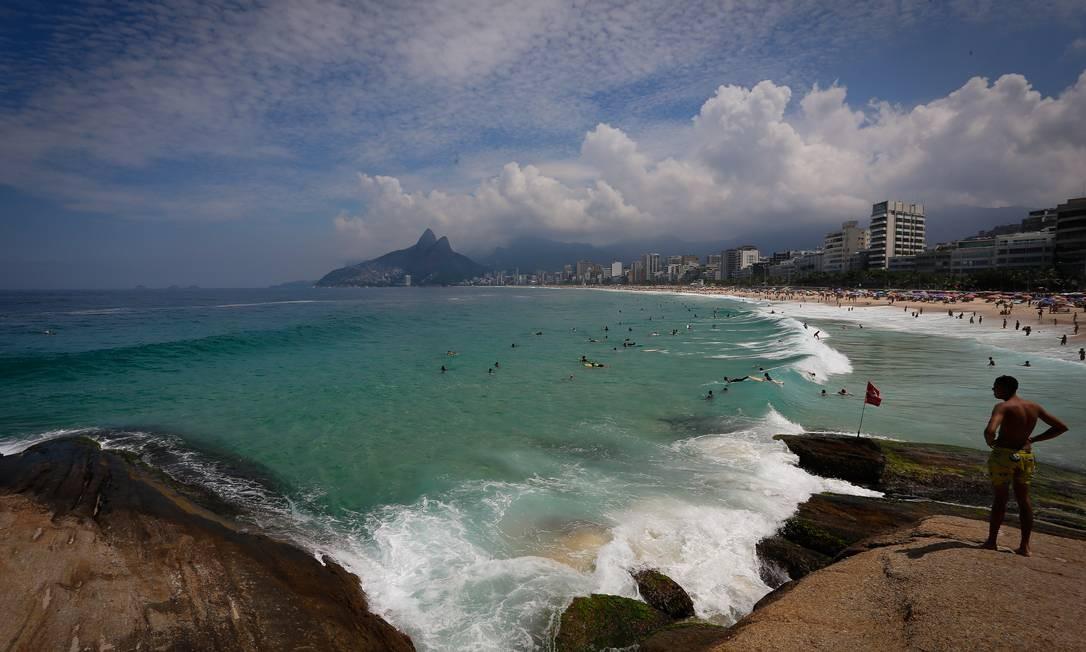 Feriado da Páscoa será de sol no Rio; chuva deve voltar na terça, dia de São Jorge