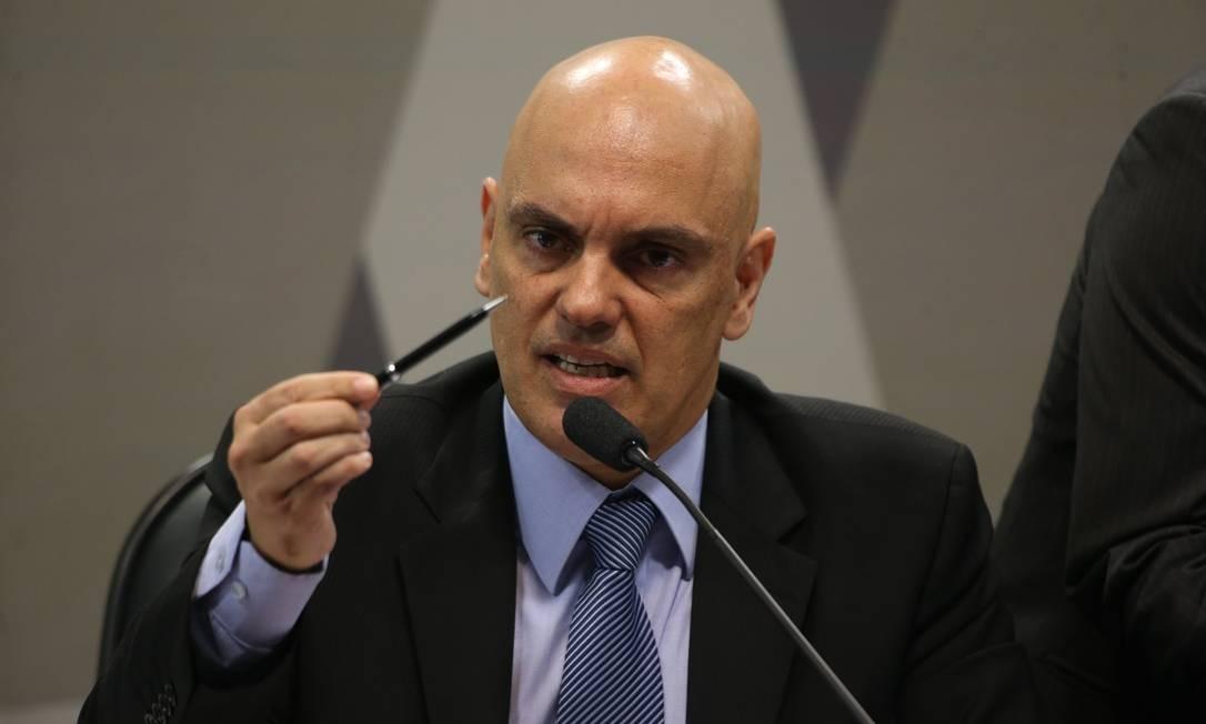 Em sabatina do Senado, Alexandre de Moraes prometeu defender liberdades individuais