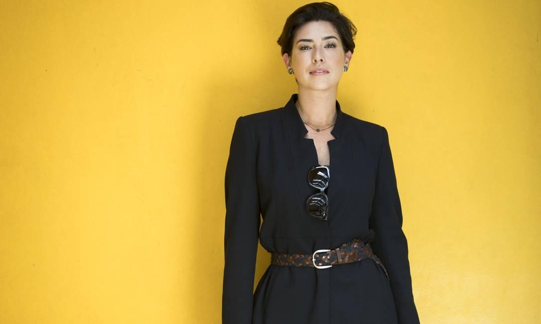 Fernanda Paes Leme Foto: Victor Pollack / TV Globo