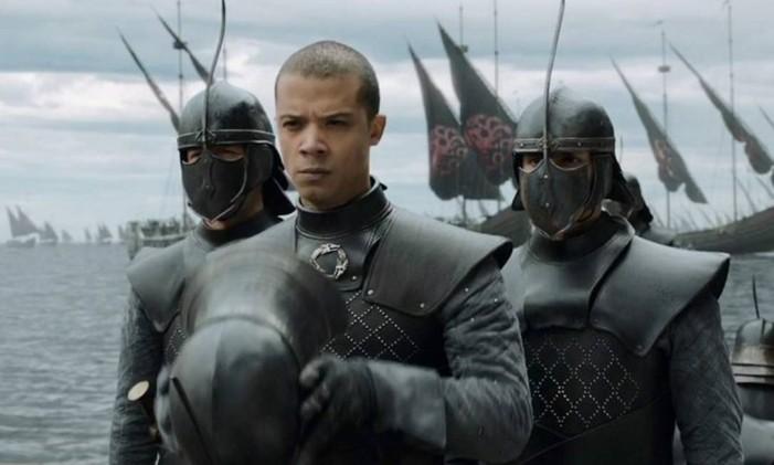 Verme Cinzento e outros Imaculados Foto: Reprodução / HBO