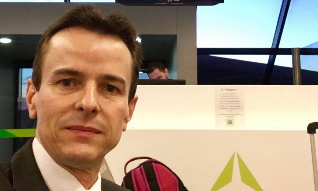 Francisco Vieira Garonce, que chefiará a Daeb Foto: Reprodução do Facebook