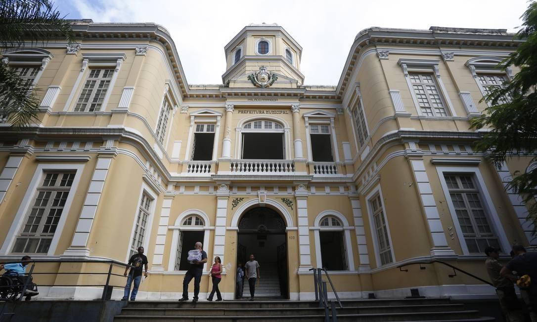 Fiscalização: secretaria estima um incremento de até 10% na arrecadação Foto: Fábio Guimarães / Agência O Globo