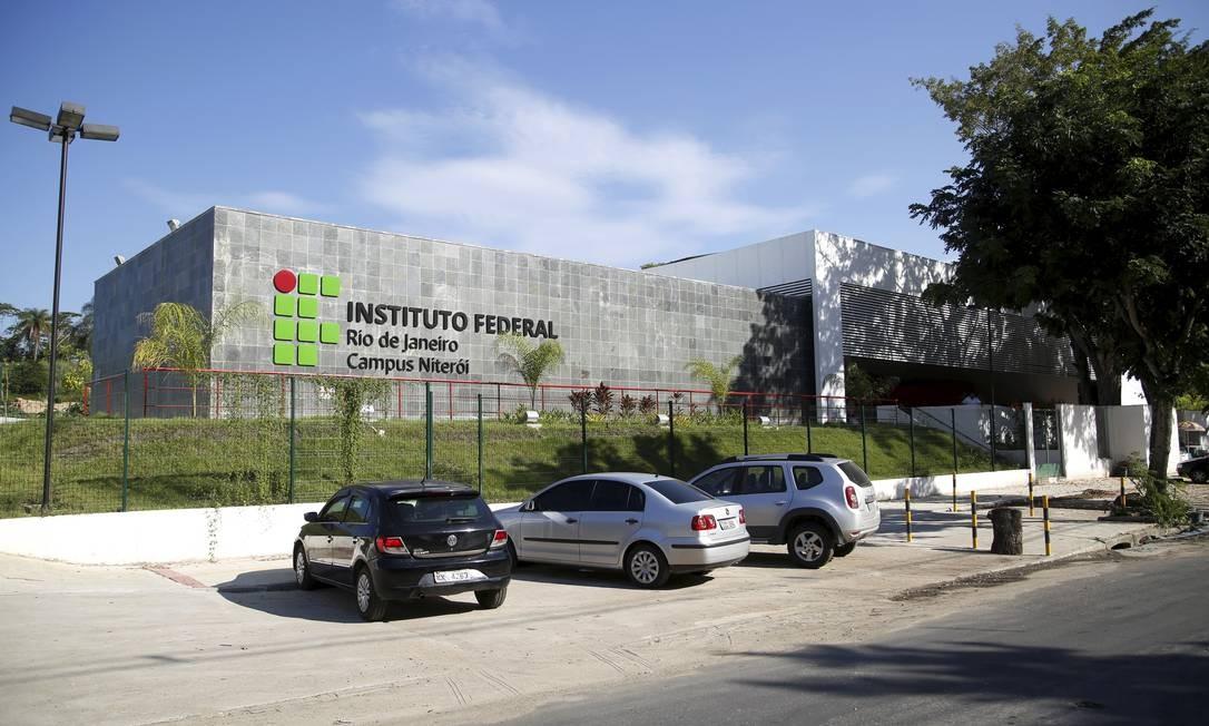 Recém-inaugurado: até 2021, IFRJ oferecerá cursos técnicos, de graduação, pós-graduação, mestrado e doutorado Foto: Fábio Guimarães / Agência O Globo