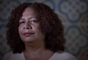 A jornalista Luz Mely Reyes, uma das criadoras do Efecto Cocuyo Foto: MAURO PIMENTEL / AFP