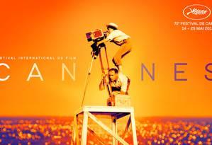 Cartaz de Cannes homenageia Agnes Varda Foto: REUTERS