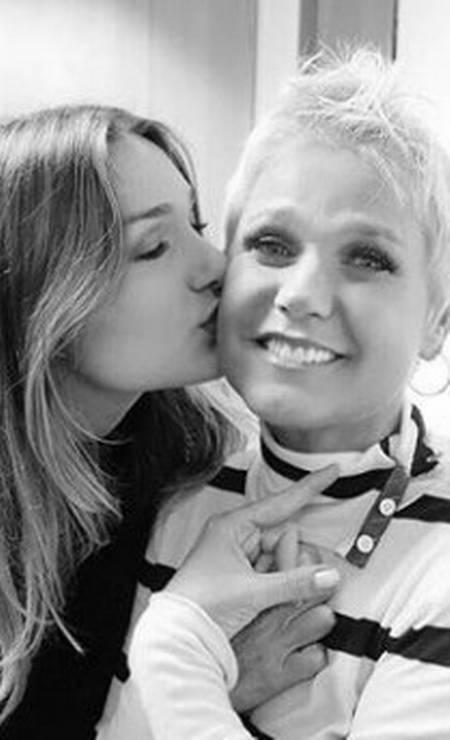 Tal mãe, tal filha. Sasha Meneghel acaba de assinar contrato com a Way Model, importante agência de modelos que cuida da carreira das tops Alessandra Ambrósio e Carol Trentini, seguindo os passos de Xuxa, que teve sucesso na indústria fashion nos anos 1980 Foto: Reprodução/ Instagram