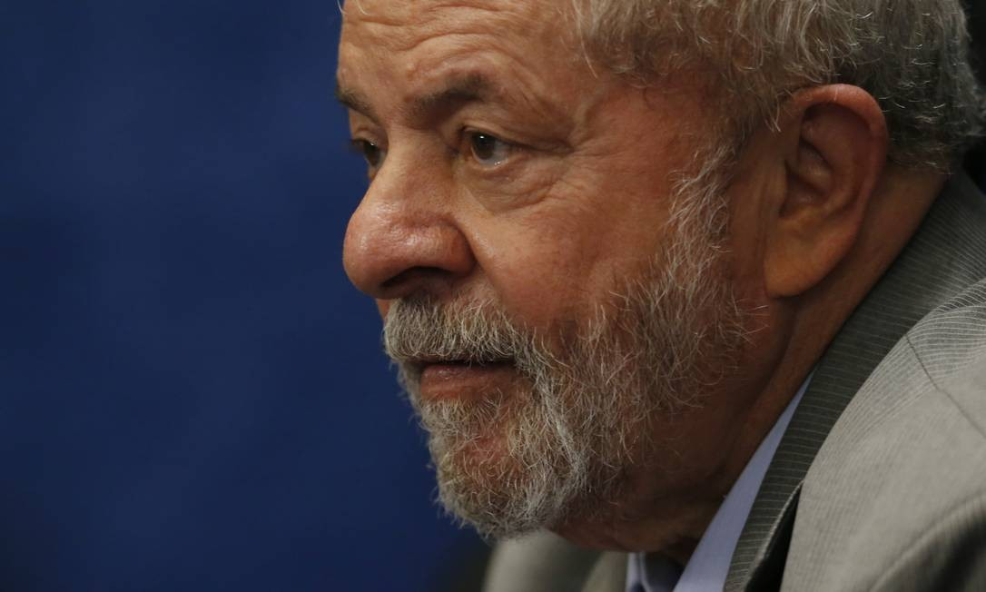 O ex-presidente Luiz Inácio Lula da Silva Foto: Igo Estrela / Getty Images