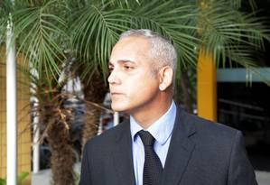 Jaime Fusco quer negociar rendição de Rafael Gomes da Costa Foto: Marcos Ramos / Agência O Globo