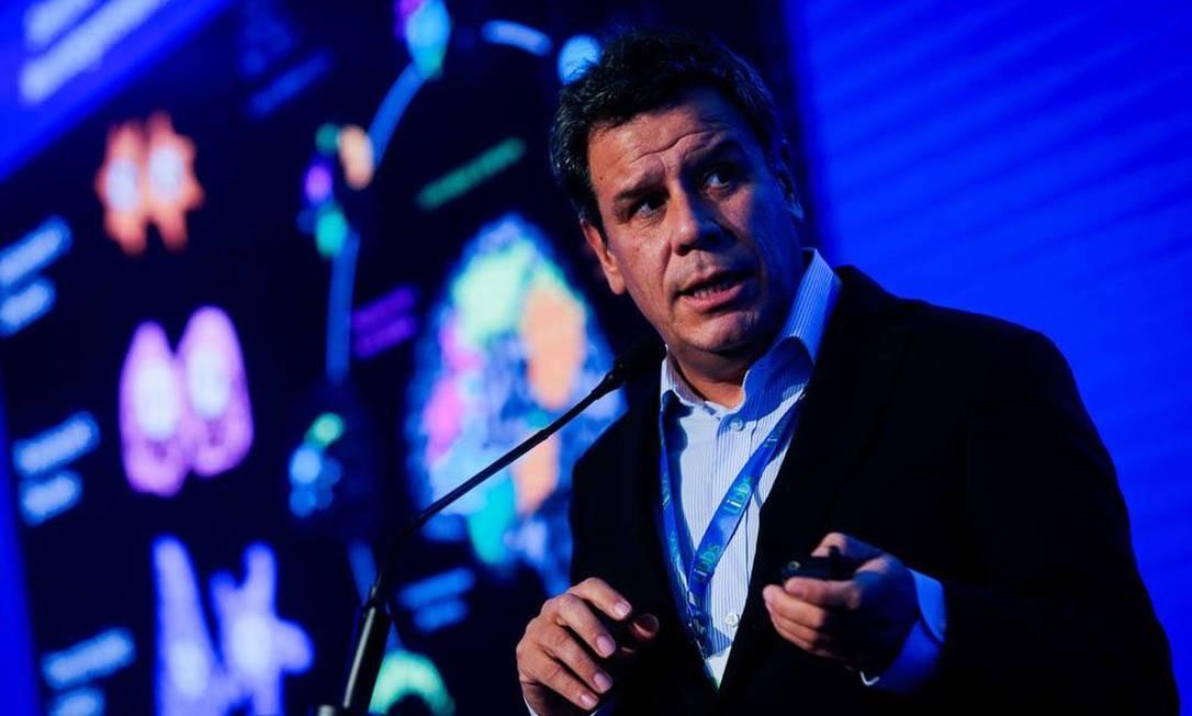 O neurocientista argentino Facundo Manes Foto: Reprodução do Facebook