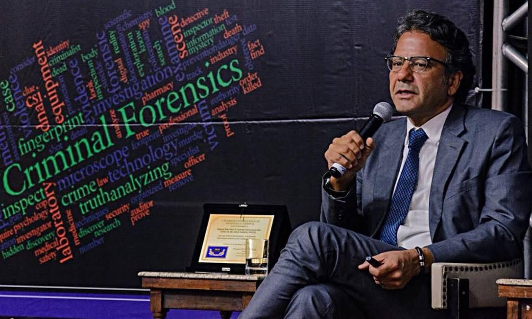 Jorge Barbosa Pontes,ex-delegado da PF Foto: Reprodução/Redes sociais