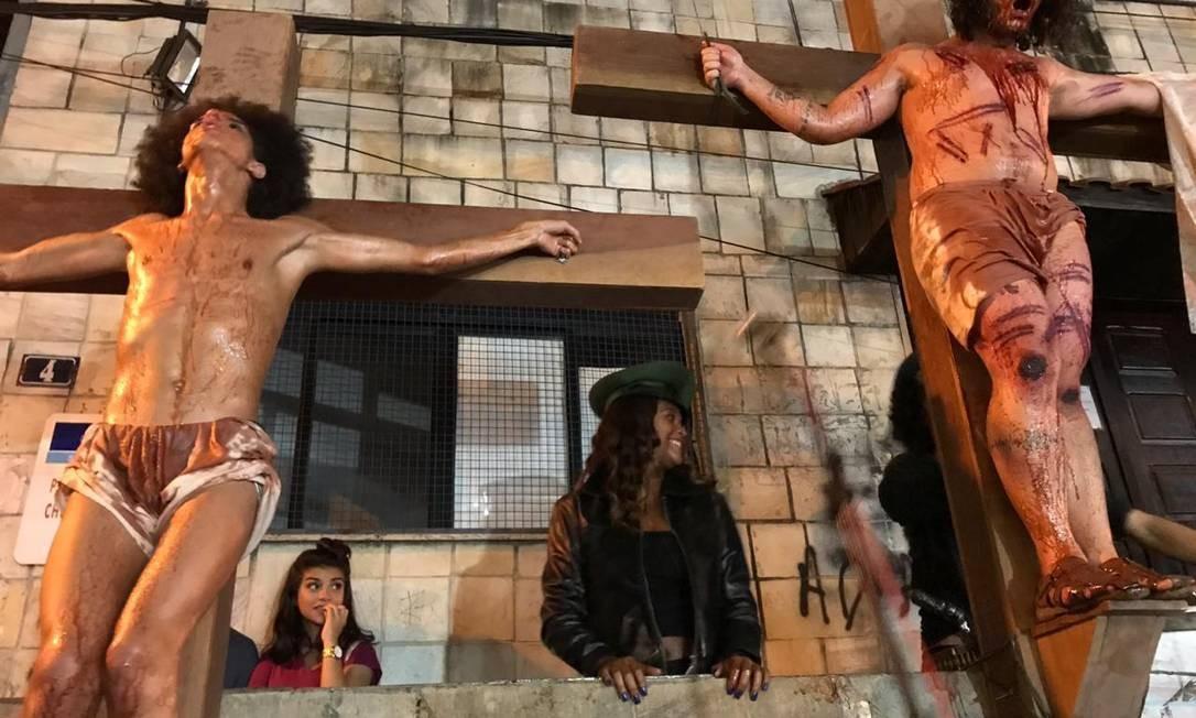 Espetáculo é patrimônio imaterial da cidade do Rio Foto: Amanda Pinheiro / Agência O Globo