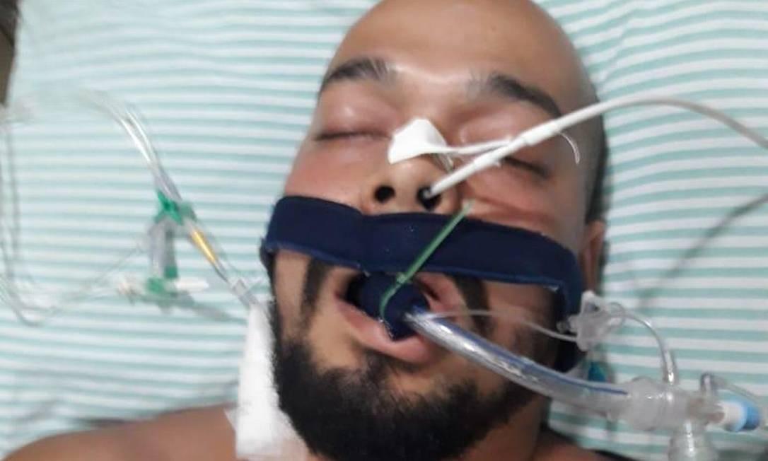 Fuzil calibre .30 teria sofrido uma pane durante um confronto com PMs Foto: Divulgação