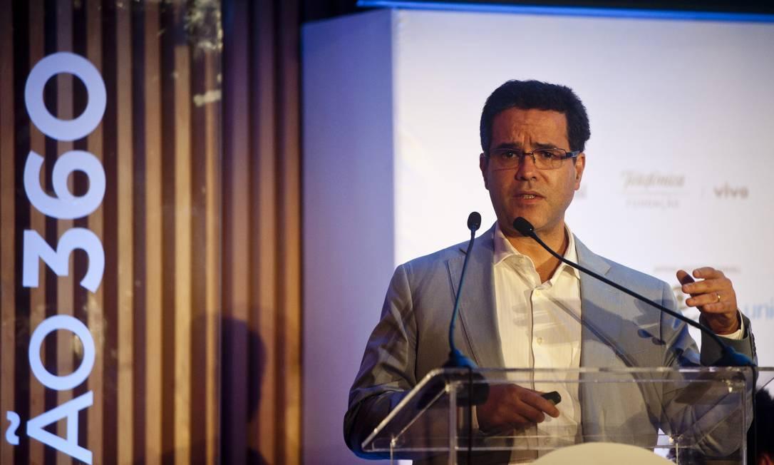 O economistaNaercioMenezes Filho,coordenador do Centro de Politicas PúblicasdoInsper, Foto: Adriana Lorete / Agência O Globo