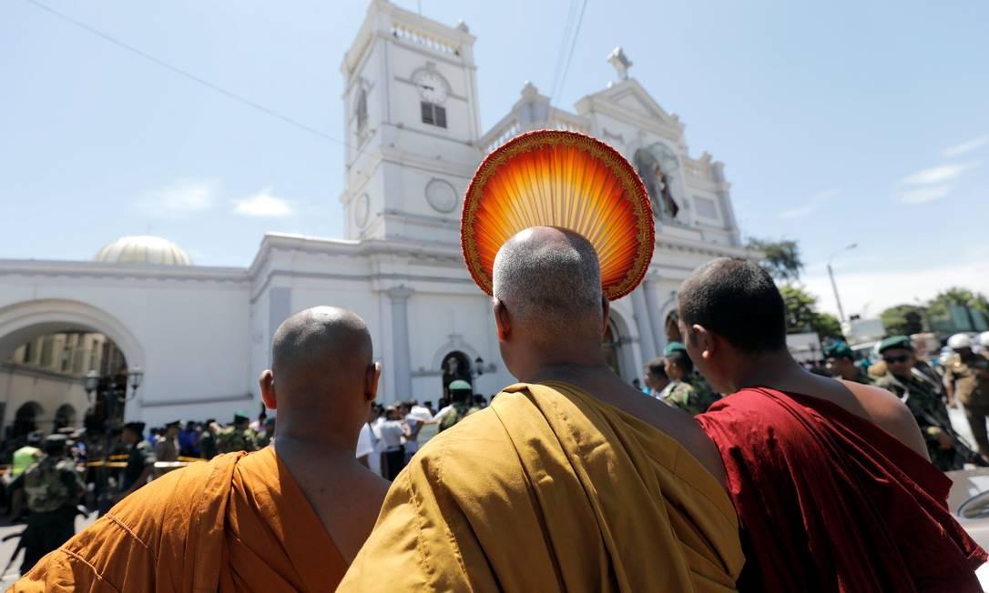 Casos de extremismo budista vêm crescendo no Sri Lanka