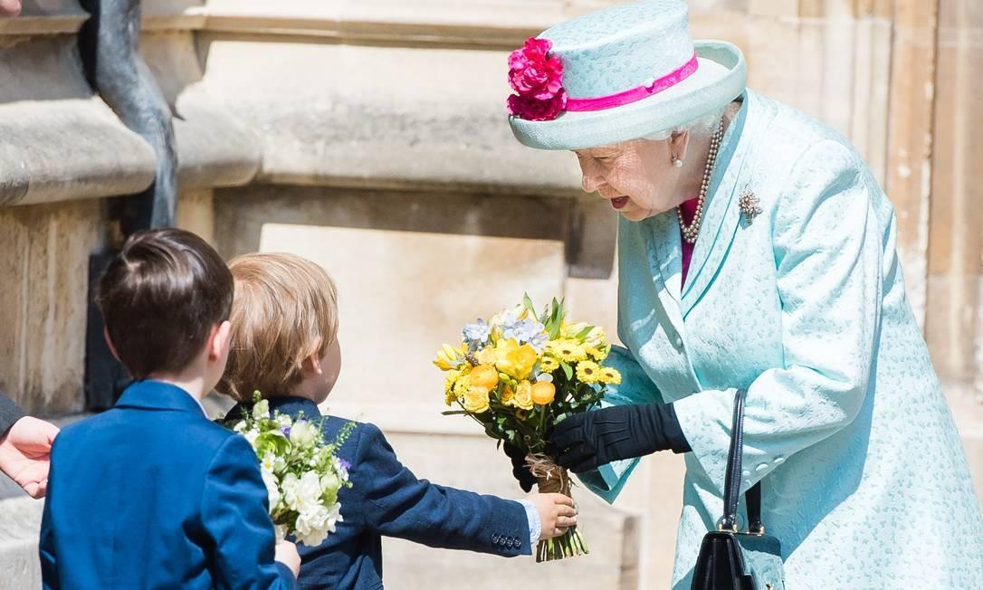 Rainha Elizabeth II completa 93 anos neste domingo Foto: Samir Hussein / Samir Hussein/WireImage