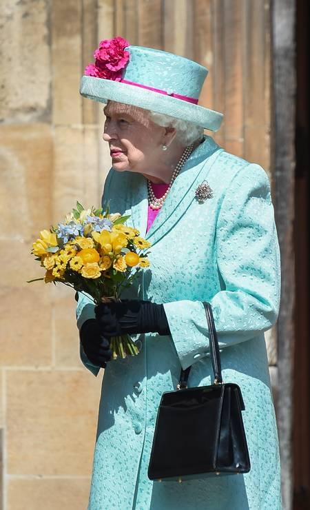 Rainha Elizabeth II completa 93 anos neste domingo Foto: Eamonn M. McCormack / Getty Images
