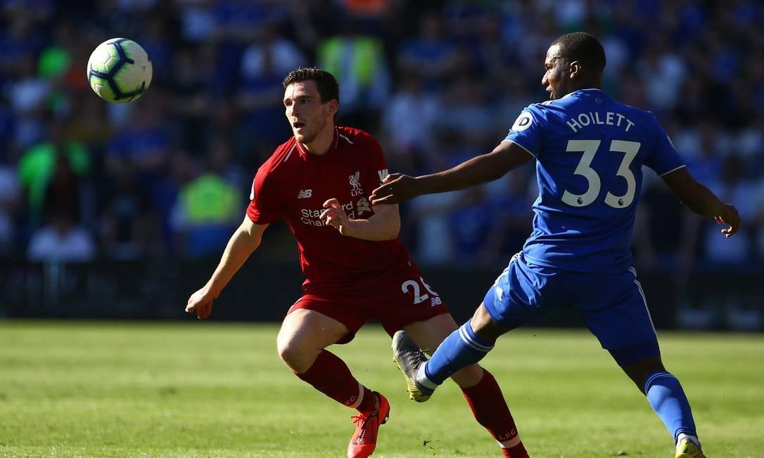 Liverpool controlou o jogo e bateu o Cardiff Foto: GEOFF CADDICK / AFP
