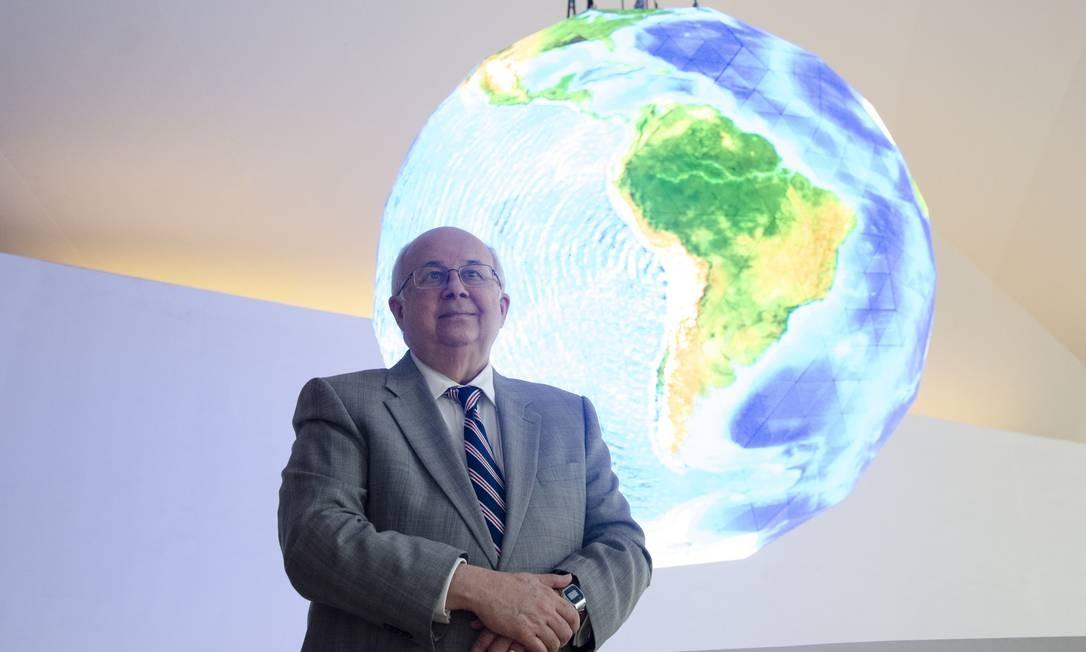 Ismail Serageldin: para ele, Brasil aumentou sua produção científica, mas a qualidade ainda não avançou suficientemente Foto: Divulgação/Pedro Henrique Carvalho