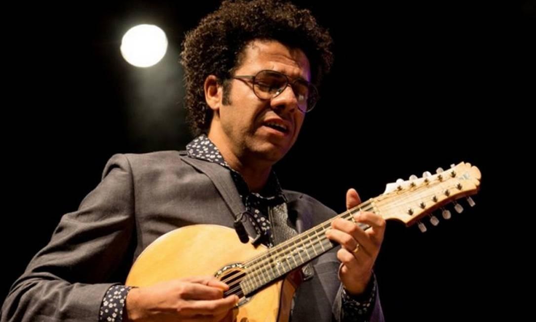 Hamilton de Holanda toca no Sesc Copacabana Foto: Divulgação