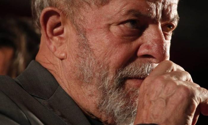 Lula terá nesta terça mais uma chance de sair da prisão ou, ao menos, diminuir a pena Foto: Marcos Alves / Agência O Globo