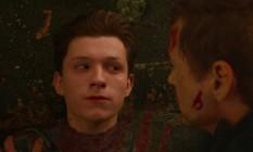 Homem-Aranha (Tom Holland) em 'Vingadores: Guerra Infinita' Foto: Divulgação