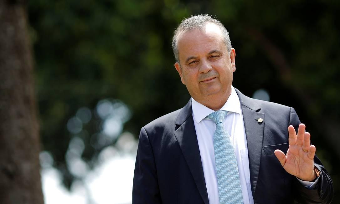 Rogério Marinho, secretario especial de Previdência e Trabalho Foto: Adriano Machado / Reuters
