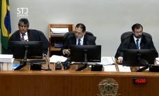 Ministros do STJ julgam recurso de Lula no caso do tríplex do Guarujá Foto: reprodução