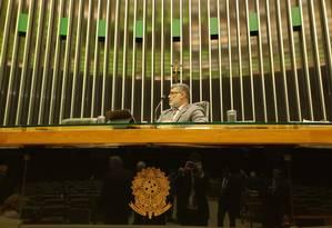 Alexandre Frota na Câmara dos Deputados Foto: Guilherme Amado / Guilherme Amado