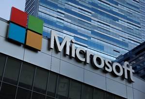 Microsoft: Windows e nuvem reforçaram lucro. Foto: Mike Blake / REUTERS