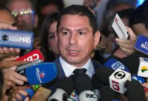 Deputado Marcelo Ramos (PR-AM) será o presidente da Comissão Especial da Previdência Foto: Pablo Valadares/ Câmara dos Deputados
