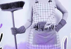 Mulheres gastam 10 horas mais que homens em afazeres domésticos Foto: Reprodução