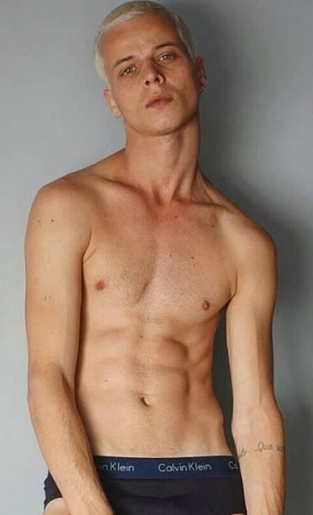 O modelo Tales Cotta Foto: Repodução/ Instagram