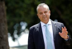 Secretário Especial de Previdência e Trabalho, Rogério Marinho Foto: Adriano Machado / Reuters