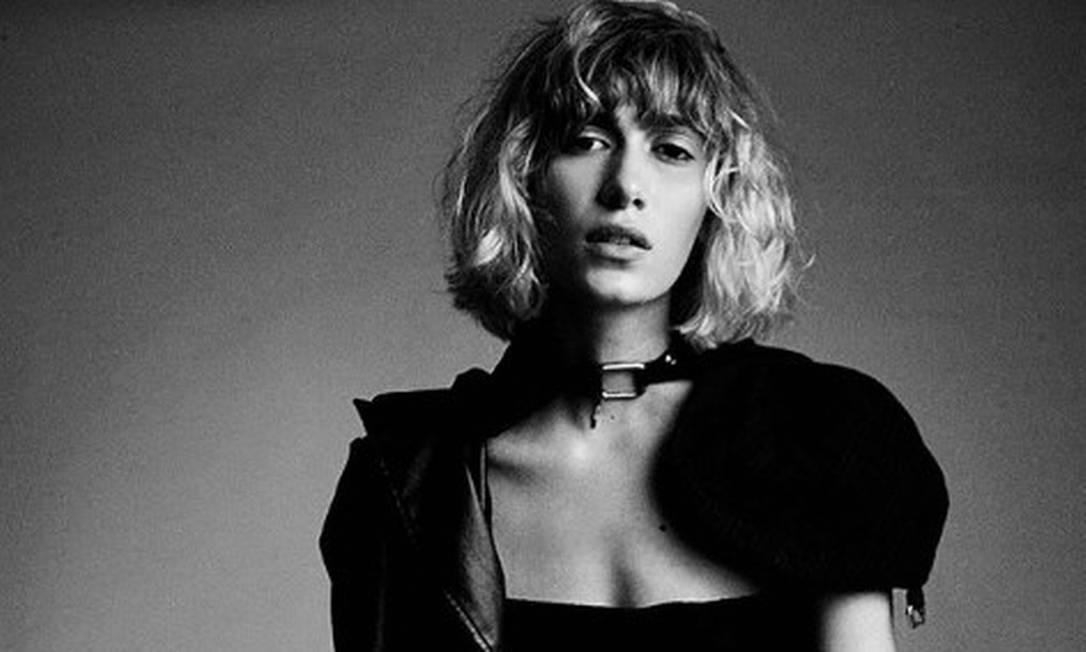 A modelo Melissa Marinho Foto: Reprodução/ Instagram