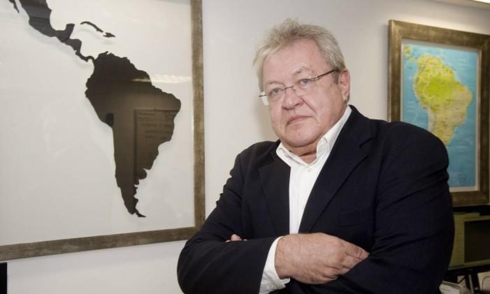 Demitido por Vélez, Rodrigues está animadíssimo para voltar ao governo Bolsonaro Foto: Adriana Lorete / Agência O Globo