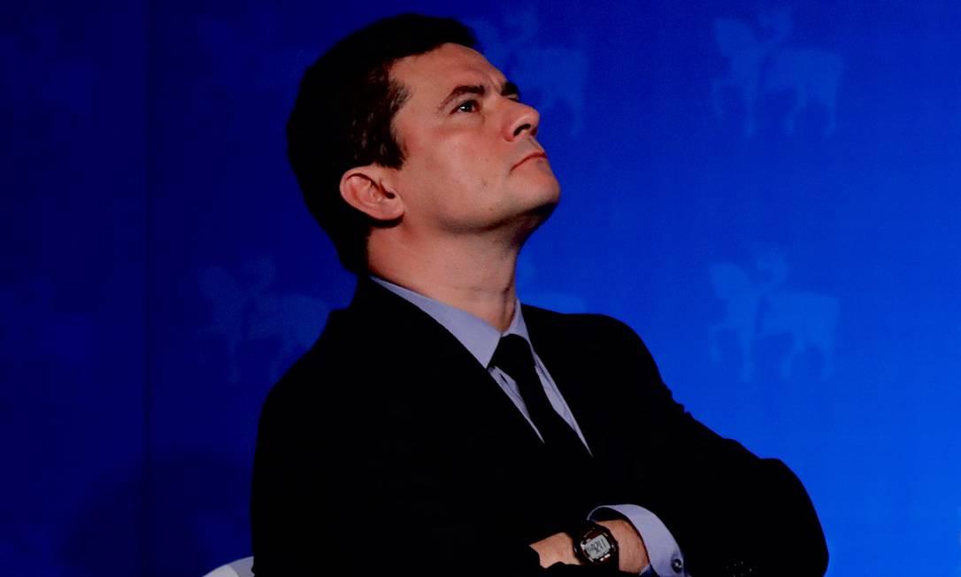 Dos R$ 3,8 bilhões previstos para 2019, R$ 1,1 bilhão da pasta de Moro foi contingenciado Foto: Marcelo Chello/CJPress