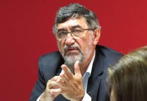 Reinaldo Centoducatte, presidente da Andifes Foto: Divulgação