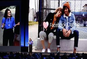 O Facebook Dating estreia nesta terça-feira em 14 novos mercados, incluindo o brasileiro Foto: STEPHEN LAM / REUTERS