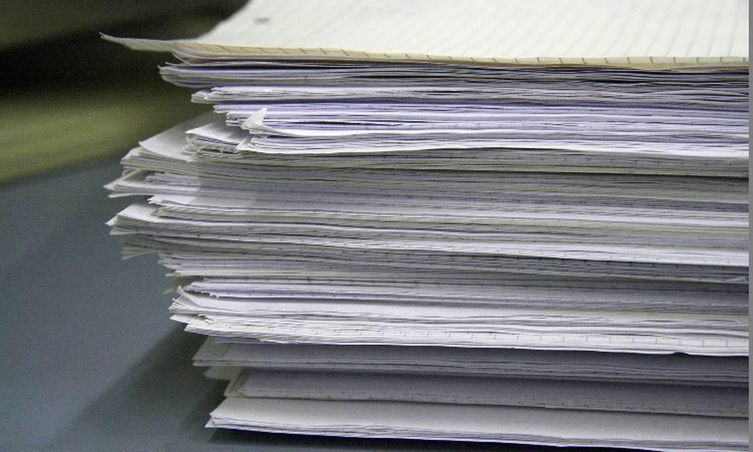 Papelada: excesso de regras e normas marca burocracia no Brasil Foto: / Pixabay