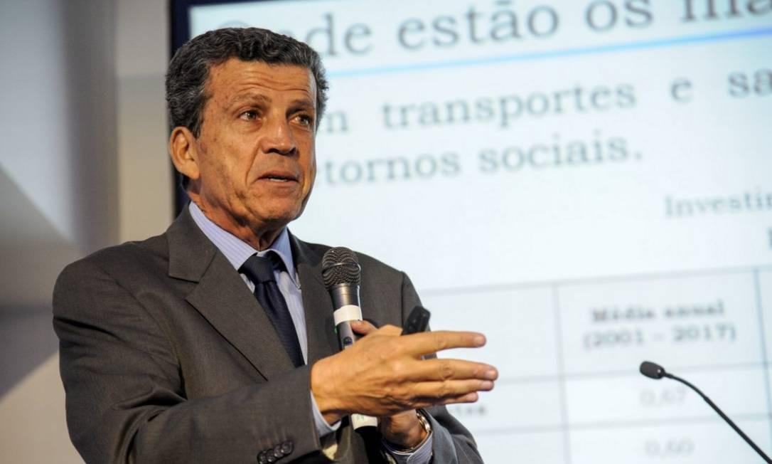 O economista Cláudio Frischtak, da Inter.B Consultoria Internacional de Negócios Foto: Agência O Globo