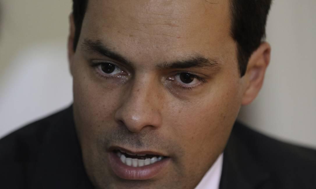 O secretário Especial de Desburocratização, Gestão e Governo Digital, Paulo Uebel Foto: Fabio Rodrigues Pozzebom / Agência Brasil