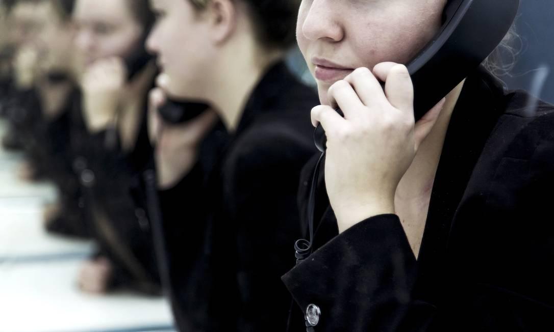 Projeto de lei propõe a criação de cadastro nacional para bloqueio de telemarketing Foto: / Leo Martins/03-06-2016