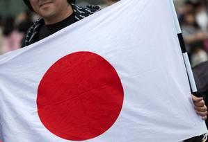 Japoneses celebram nova era imperial Foto: Tomohiro Ohsumi / Getty Images